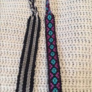 Friendship Bracelets From Guatemala
